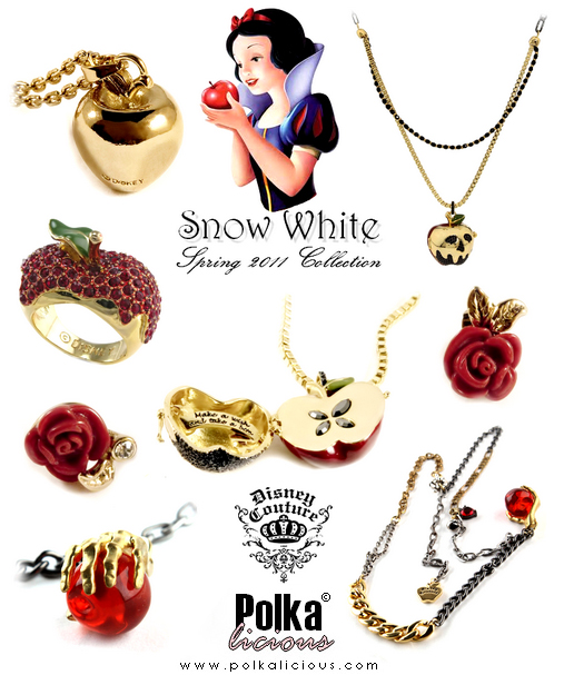 disney couture snow white spring 2011 collection
